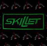 Термонашивка Skillet