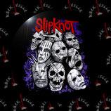 Значок Slipknot 7
