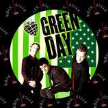 Значок Green Day 5