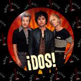 Значок Green Day 9