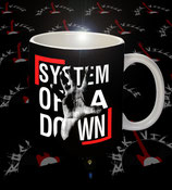 Кружка System Of A Down 1
