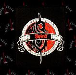 Нашивка катаная Slipknot 4