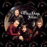 Значок Three Days Grace 2