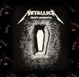 Нашивка катаная Metallica 1