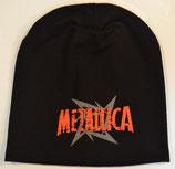 "Шапка-бини Metallica ""Logo"""