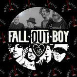 Значок Fall Out Boy 5