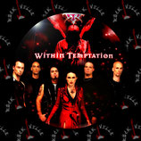 Значок Within Temptation 2