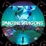 Наклейка Imagine Dragons 1