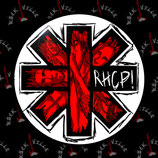 Значок Red Hot Chili Peppers 6