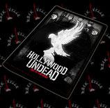 Обложка на паспорт Hollywood Undead 2