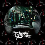 Значок My Chemical Romance 3