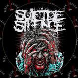 Наклейка Suicide Silence 1
