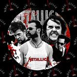 Значок Metallica 12