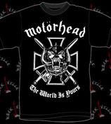 Футболка Motorhead 7