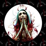Значок Marilyn Manson 16