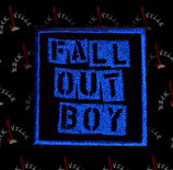 Термонашивка Fall Out Boy 1