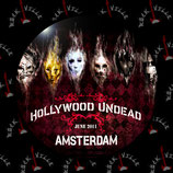 Значок Hollywood Undead 3