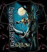 Футболка Iron Maiden 7 тотальная