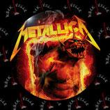 Значок Metallica 14
