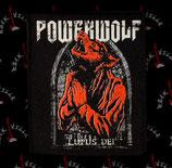Нашивка катаная Powerwolf
