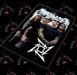 Обложка на паспорт Metallica