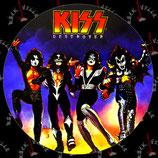 Наклейка KISS 1