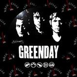 Значок Green Day 4
