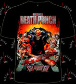Футболка Five Finger Death Punch 1