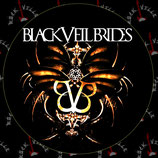 Наклейка Black Veil Brides 2