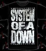 Футболка System Of A Down 5