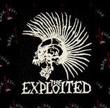 Нашивка катаная Exploited