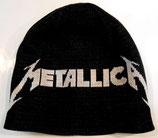 Шапка вязаная Metallica
