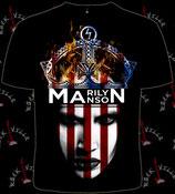 Футболка Marilyn Manson 1