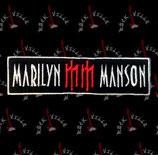 Термонашивка Marilyn Manson
