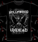 Футболка Hollywood Undead 4