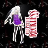 Значок Pretty Reckless 7