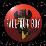 Значок Fall Out Boy 10