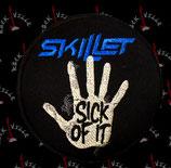 Нашивка Skillet
