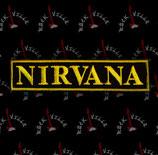 Термонашивка Nirvana 1