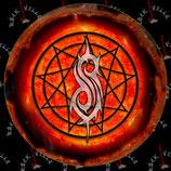 Наклейка Slipknot 2