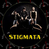 Наклейка Stigmata 1