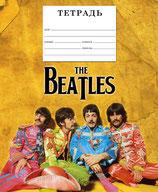 """Тетрадь Beatles """"Sgt. Pepper"""""""