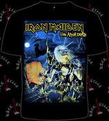Футболка Iron Maiden 4