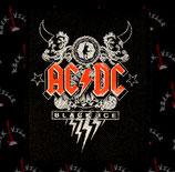 Нашивка катаная AC/DC 3