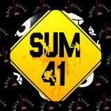 Значок Sum 41 6
