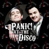 Значок Panic! At The Disco 4
