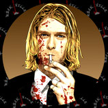 Наклейка Nirvana 8