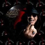 Значок Ozzy Osbourne 1