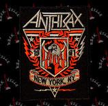 Нашивка Anthrax 2
