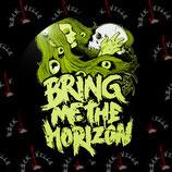 Значок Bring Me The Horizon 6